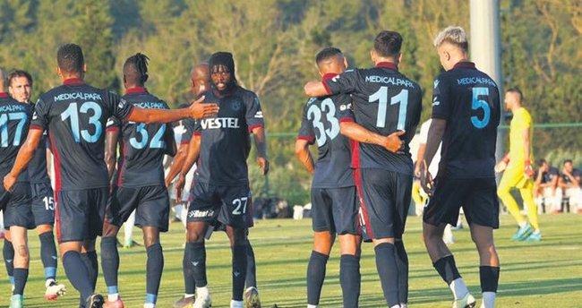 Trabzonspor geri döndü