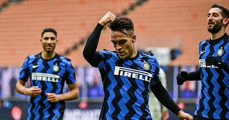 8 gollü maçta Inter üst üste 8. galibiyetini aldı!