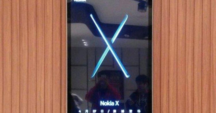 Nokia X sızdı, detayları belli oldu