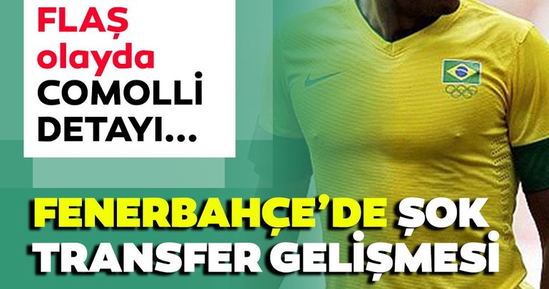 Son Dakika: Fenerbahçe'de şok transfer gelişmesi... Flaş olayda Comolli detayı!