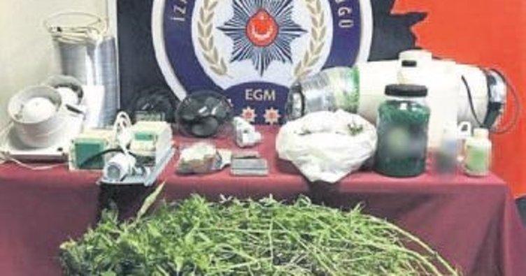 Uyuşturucu taciri 68 zanlı yakalandı