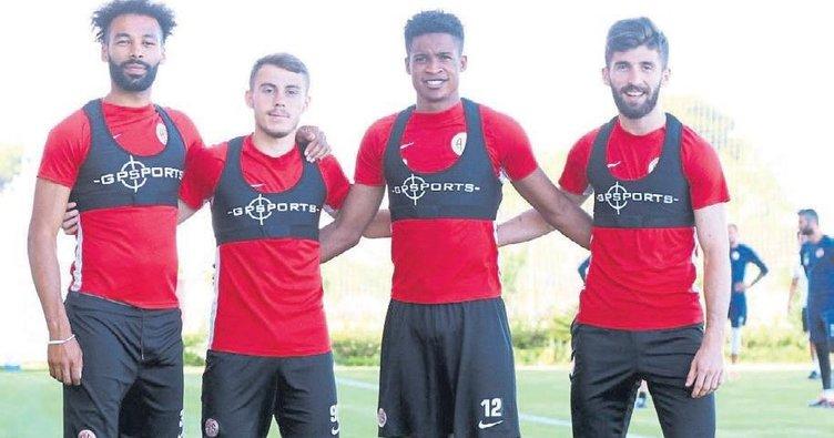 Antalyaspor'un hedefı Avrupa