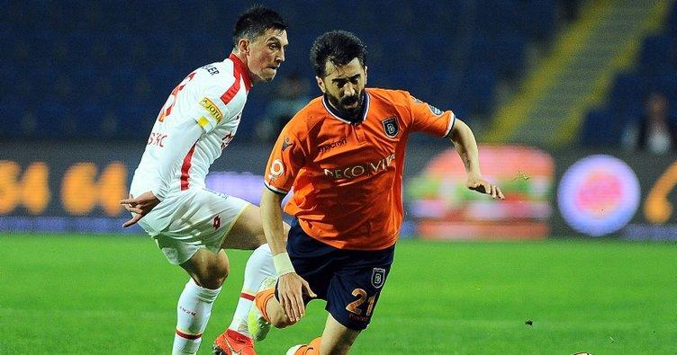Medipol Başakşehir evinde takıldı, Galatasaray'a fırsat doğdu