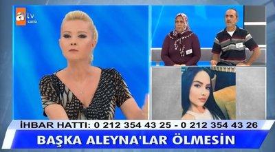 Son dakika haberi: Müge Anlı'dan flaş Aleyna Çakır açıklaması! Dosya kapandı mı?
