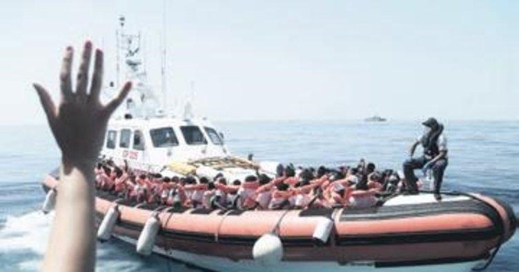 AB'de göçmen çatlağı