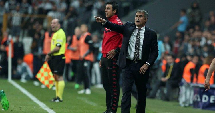 Şenol Güneş: Beşiktaş Fenerbahçe'yi ezdi