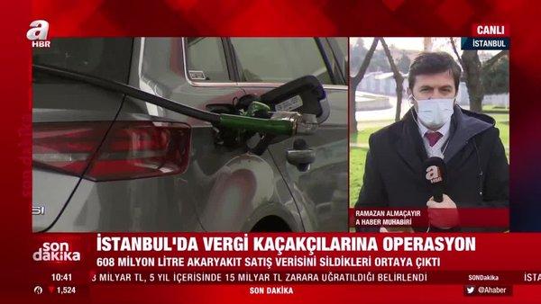 SON DAKİKA: Cumhuriyet tarihinin en büyük operasyonu! 608 Milyon Litre...   Video