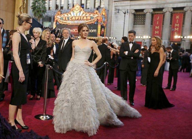Oscar'ın kırmızı halı seramonisi