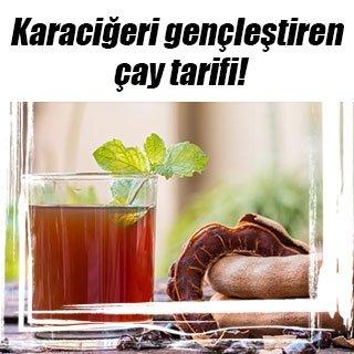 Karaciğeri gençleştiren çay tarifi