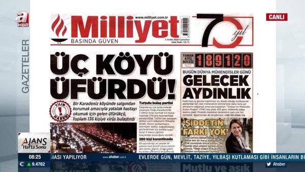Son Dakika: Trabzon'da pes dedirten olay! Tek başına 136 kişiye koronavirüs bulaştırdı!  | Video