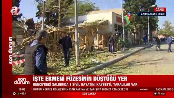 Azerbaycan - Ermenistan güçleri cephe hattında son dakika haberi! Ermenistan'dan kalleş saldırı | Video