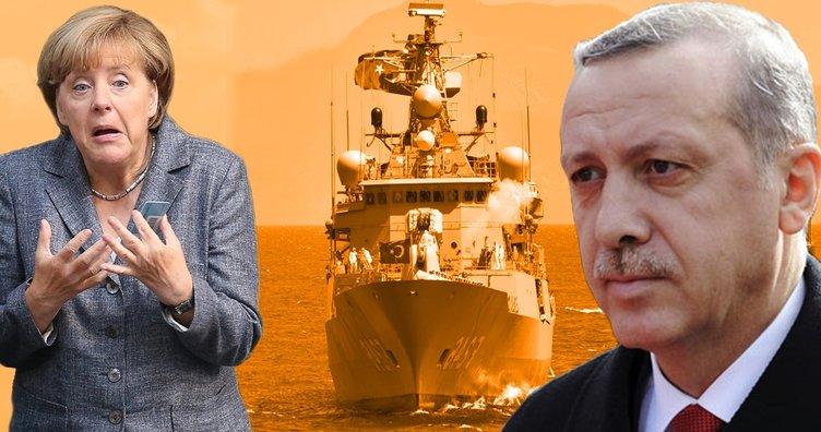 SON DAKİKA! Türkiye'nin hamlesi sonrası iyice tutuştular! Sözünde durmayan Almanya'dan ilk açıklama