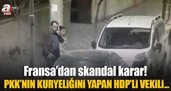 HDP milletvekili Faysal Sarıyıldız Fransa'da 'Onur Vatandaşı' olacak