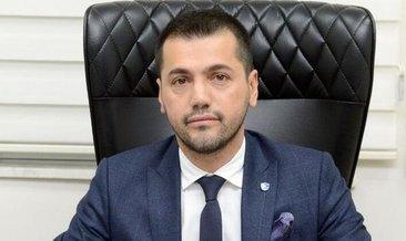 Erzurumspor Başkanı Hüseyin Üneş'ten Cenk Şahin'e destek