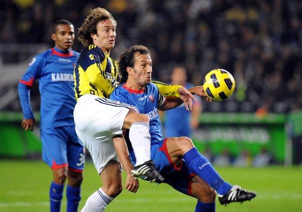Fenerbahçe-Karabükspor maçından kareler