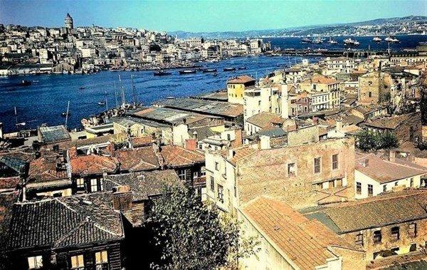 Eski İstanbul`dan nostaljik fotoğraflar