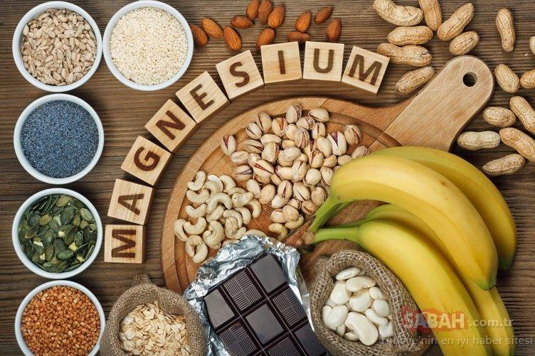 Magnezyum eksikliğinin kritik belirtileri nelerdir? İşte magnezyum eksikliği belirtileri