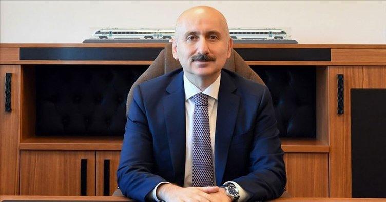 Bakan Karaismailoğlu: Demir yolu yatırımları hız kesmeden devam edecek