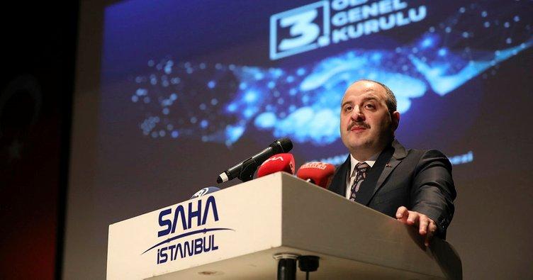 Sanayi ve Teknoloji Bakanı Mustafa Varank: Her zamankinden çok daha güçlü olmamız gereken bir dönemden geçiyoruz