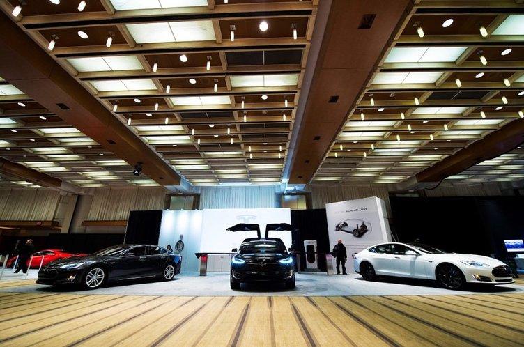 Kanada Autoshow 2016 başladı