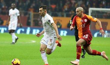 Galatasaray: 17 - Sivasspor: 5