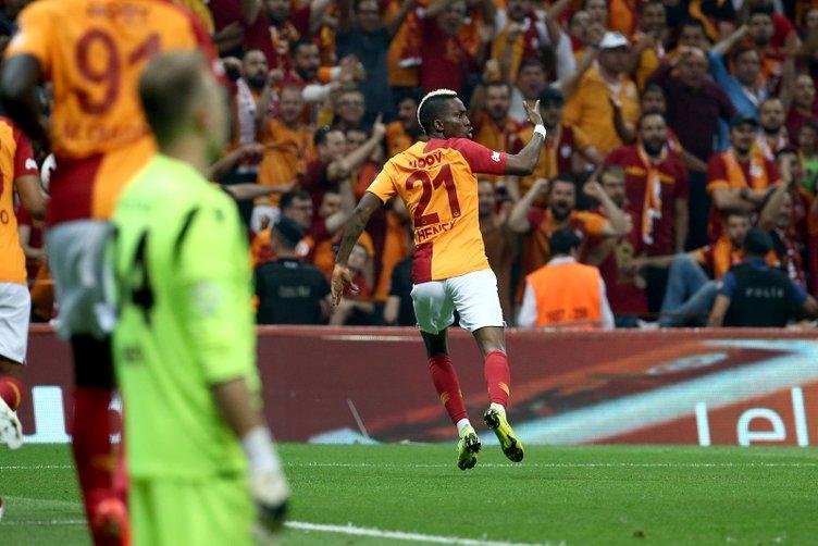 Galatasaray'a Henry Onyekuru müjdesi! Resmi açıklama geldi