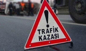Malatya'da korkunç kaza! 4 yaralı