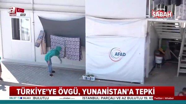 Alman Bild'in Yunan muhabiri Lianna Spiropulu'dan Türkiye itirafı!