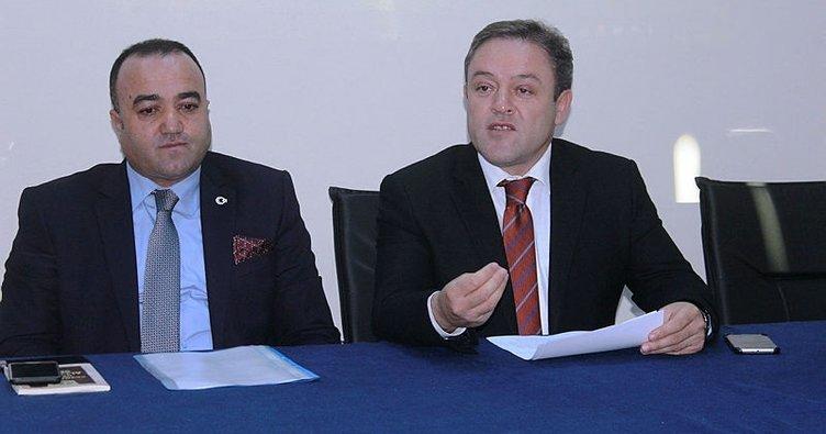 İl Müdürü Alp, spor temsilcileri ile bir araya geldi