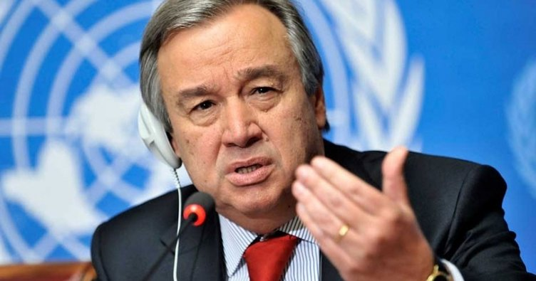 BM Genel Sekreteri'nden Kıbrıs açıklaması