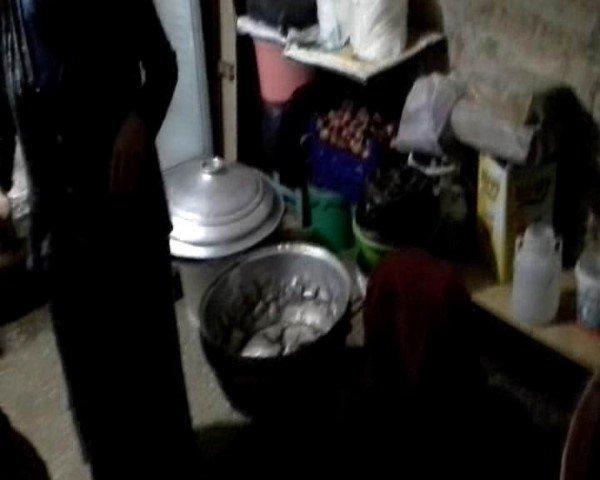 Beyoğlu'nda ele geçirilen 3 ton midye denize döküldü