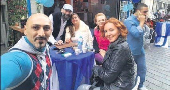 Bodrum kahvecisini İstanbul'a getirdiler