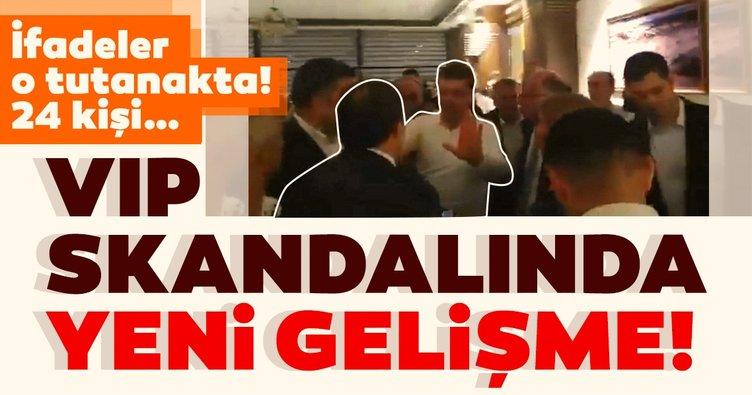 'VIP krizi'nde Vali Yavuz'a hakaret içeren ifadeler polis tutanağında