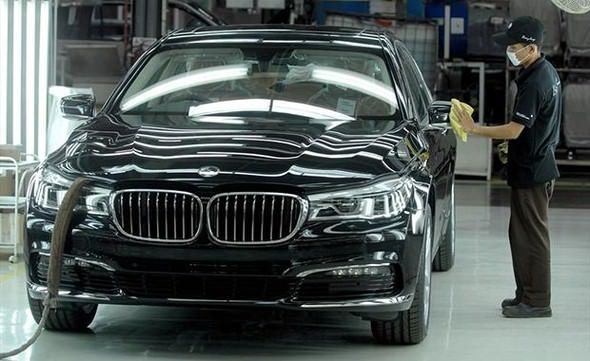 BMW 7 serisi nasıl üretiliyor?