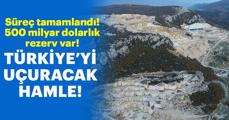 Bursa'da Maden OSB'nin ÇED süreci tamamlandı!