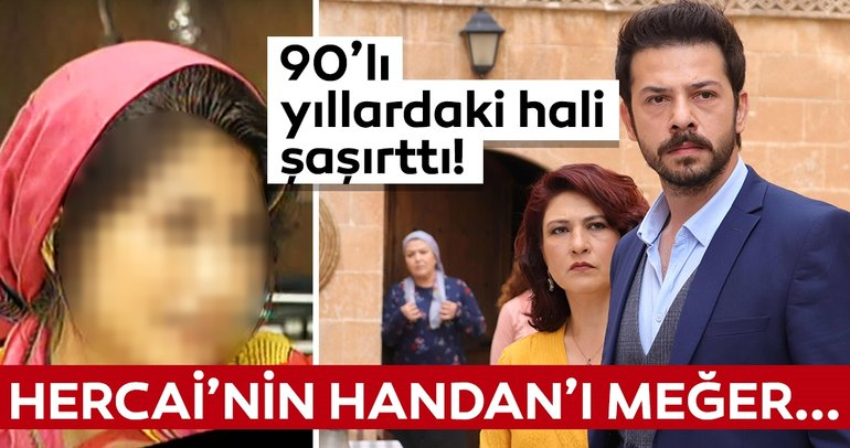Hercai'nin Handan'ı Gülçin Hatıhan'ın değişimi şaşırtıyor!