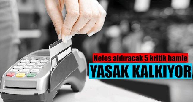Cep telefonuna 6 markete 4 taksit