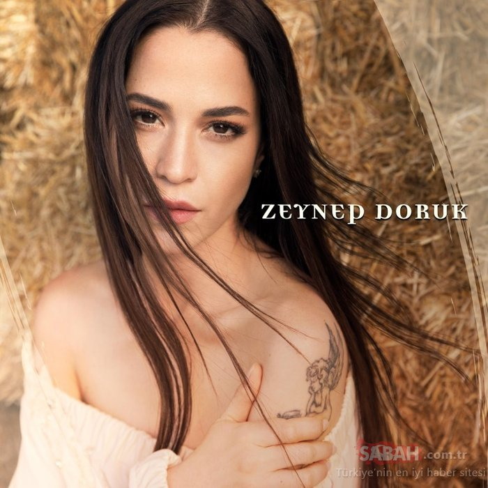 Zeynep Doruk, Ajda Pekkan, Yalın ve Sertab Erener'in vokalistiydi! Şimdi sahne onun