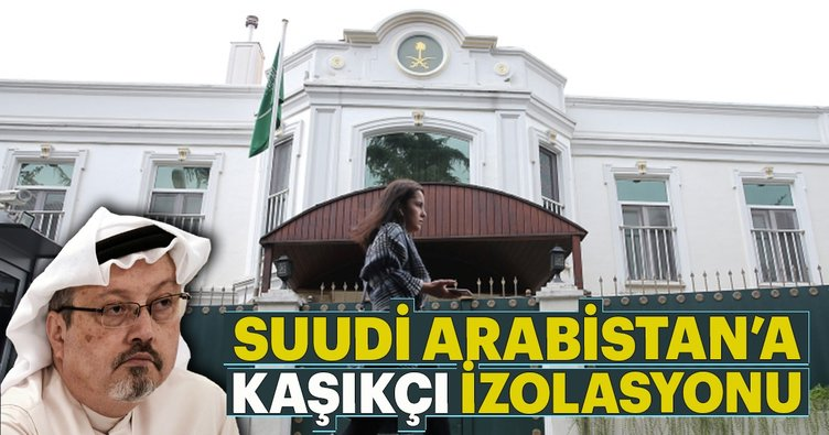 Suudi Arabistan'a izolasyon artıyor