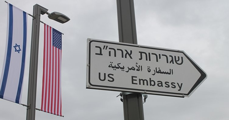 ABD'nin Büyükelçiliğini Kudüs'e taşıma planına Cezayir'den tepki