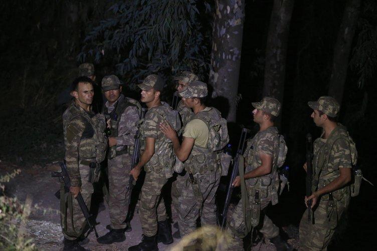 Kaçan darbeci askerler yakalandı