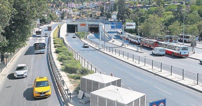 İzmir trafiği 'Konak Tüneli' ile rahatladı
