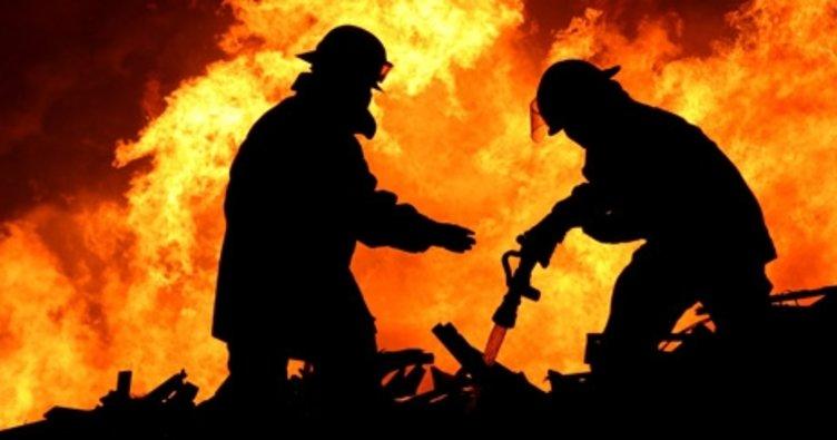 Meksika'da rafineride yangın!