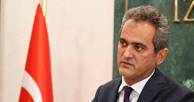 Son dakika: Milli Eğitim Bakanı Mahmut Özer'den yüz yüze eğitim ile ilgili  yeni açıklama - Son Dakika Haberler