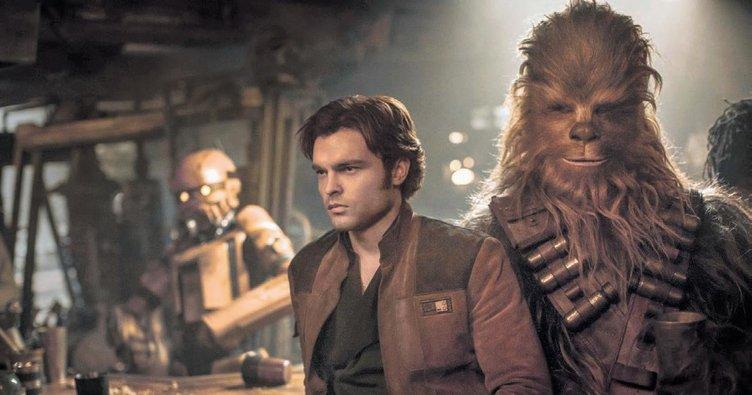 Olmadı be Han Solo
