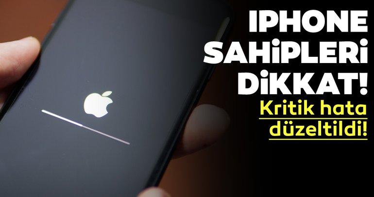 iOS 13.2.2 güncellemesi çıktı! iPhone'larda neler değişiyor?