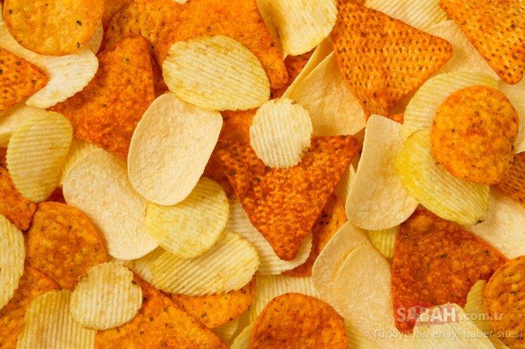 Severek tükettiğimiz bazı besinlerin kansere sebep olduğu ortaya çıktı! İşte kansere neden olan besinler...