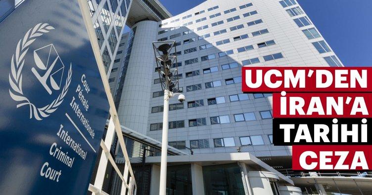 UCM'den İran'a tarihi para cezası