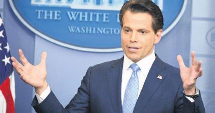 Beyaz Saray'daki görevi 10 gün sürdü