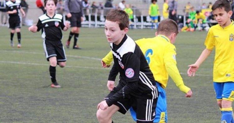 Amerika'dan bir futbolcu doğuyor: Ozan Blanton